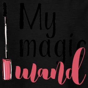 Beauty / Makeup: My Magic Wand - T-skjorte for barn