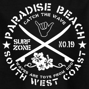 Paradise Beach - Kids' T-Shirt
