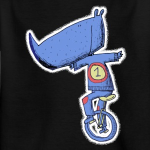 Rhino monocycle 1 - T-shirt Enfant