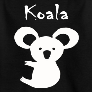 koala - T-skjorte for barn