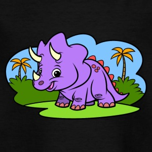 Tiny Dinosaurier - Kinder T-Shirt