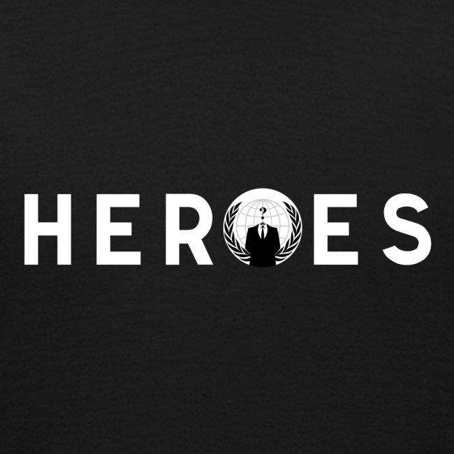 anonymous heroes