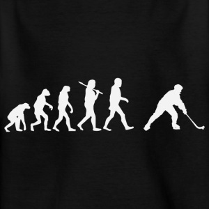 Hockey evolution - Kids' T-Shirt