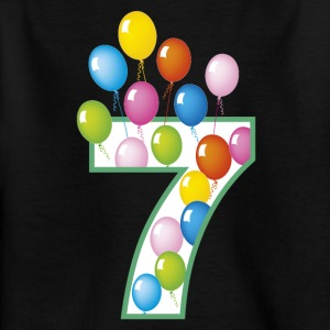 7th Birthday T-shirt - Kids' T-Shirt