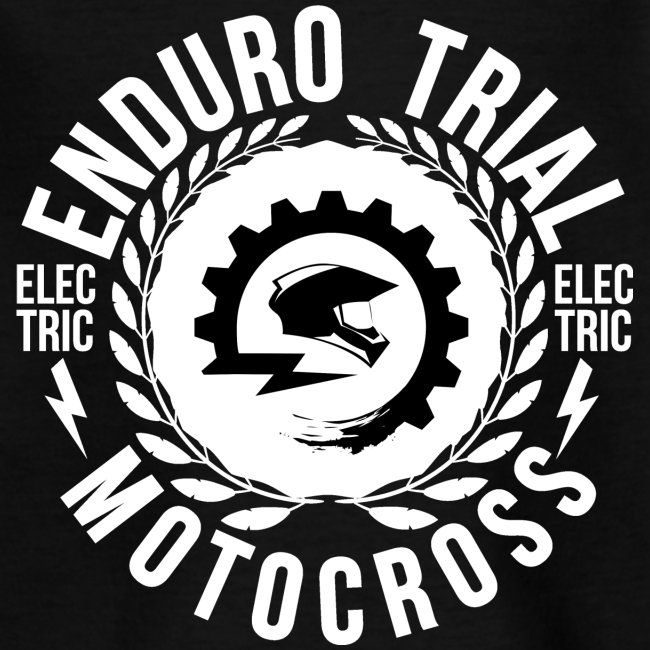 Retro Logo White