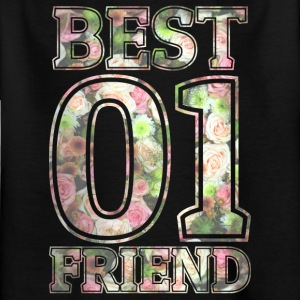 Best Friend - Kinder T-Shirt
