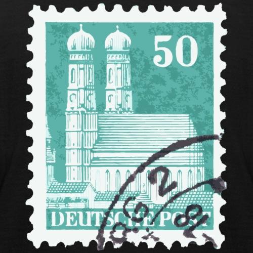 München Briefmarke 50er 1948 - Kinder T-Shirt
