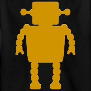 robot - T-shirt barn