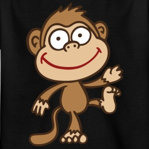 Affe - Kinder T-Shirt