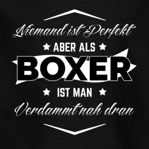 BOXER - Kinder T-Shirt