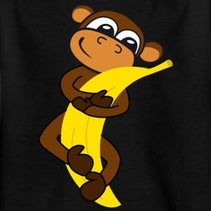 ape_banana - Kinder T-Shirt