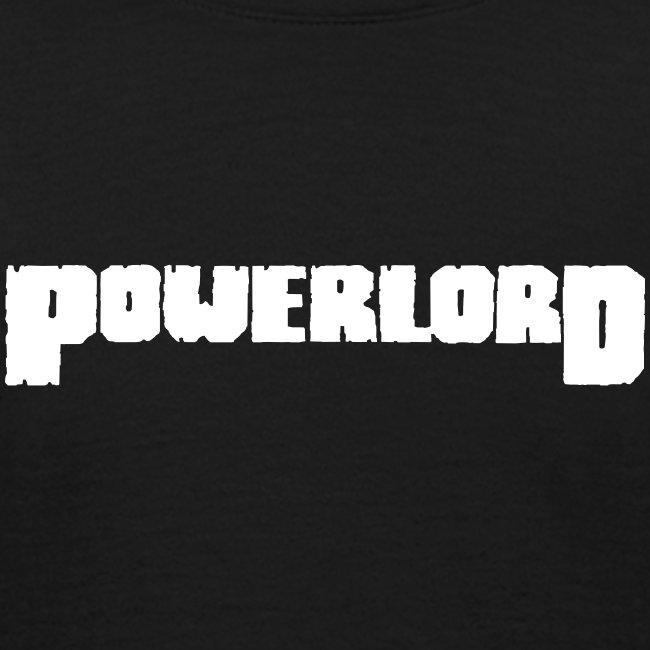 Powerlord Schriftzug