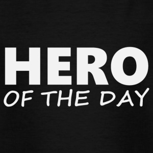 Hero of the day 2 (2203) - Kinder T-Shirt
