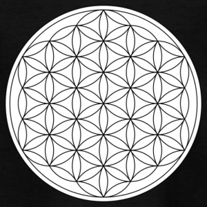 Flower of Life - Kinderen T-shirt
