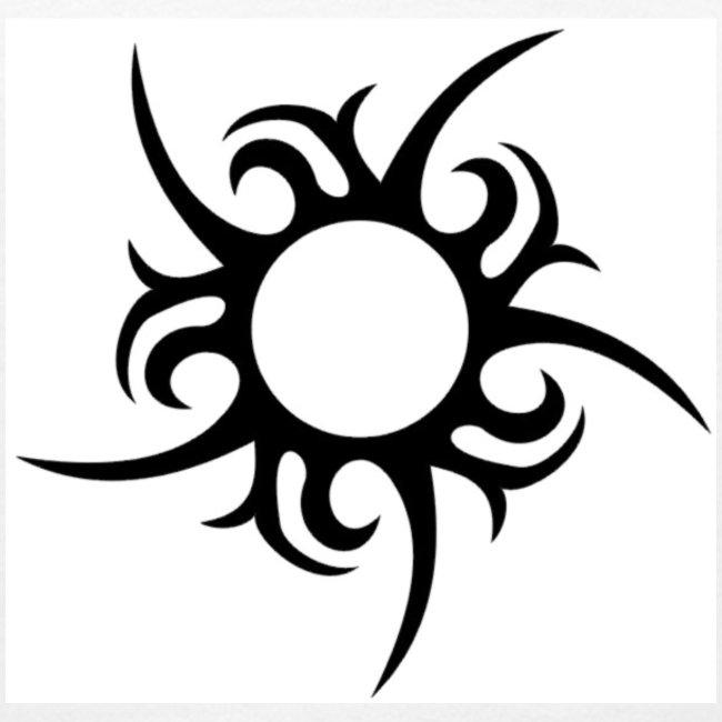 tribal sun