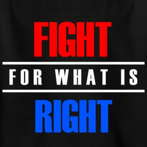 Fight for Rights - Kids' T-Shirt