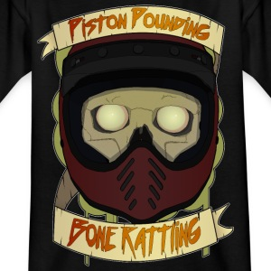 Bone Rattling - Kids' T-Shirt