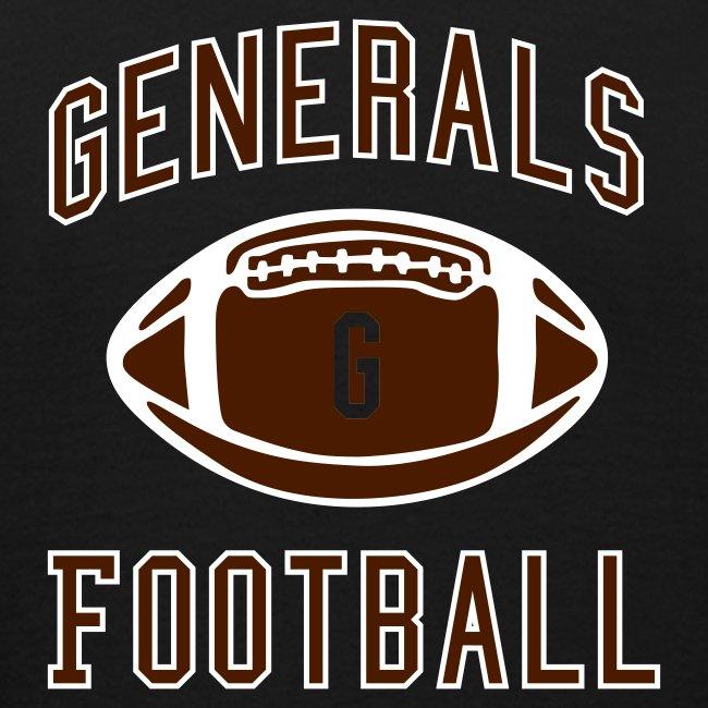 generals football anderes g