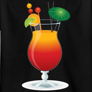 Summer Cocktail Time! - Camiseta niño