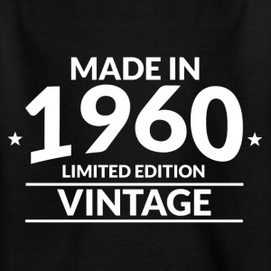 Made in 1960 - Limited Edition - Vintage - Kids' T-Shirt