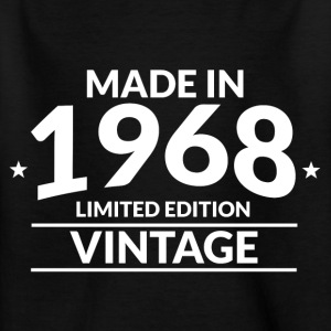 Made in 1968 - Limited Edition - Vintage - Kinder T-Shirt
