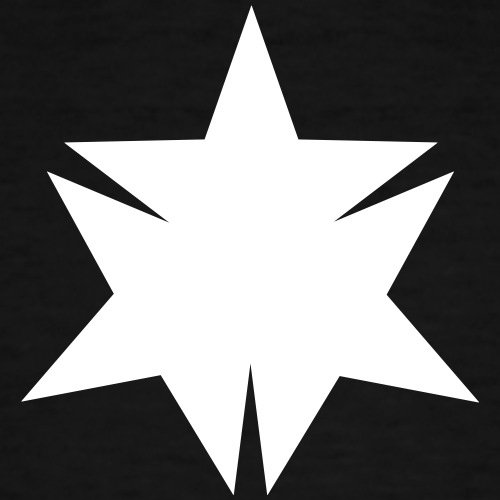 BlueRockStar Star - Kinderen T-shirt
