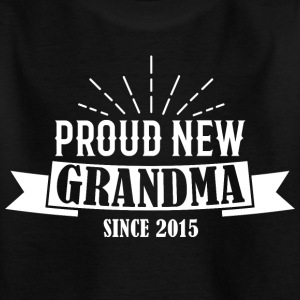 Mormor sedan 2015 Gift - T-shirt barn
