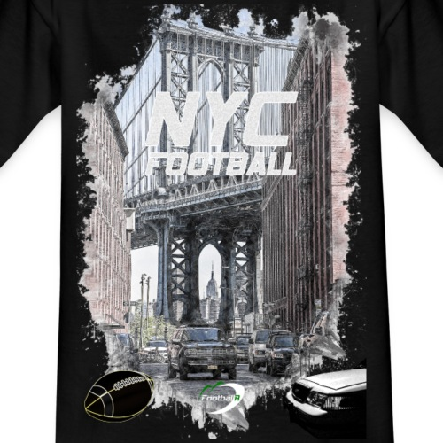NYC Football - Kinder T-Shirt