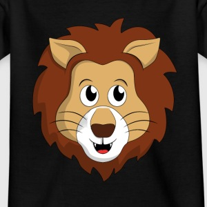 lite Lion - T-shirt barn