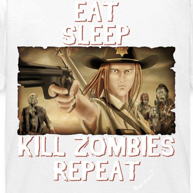 Eat Sleep Kill Zombies