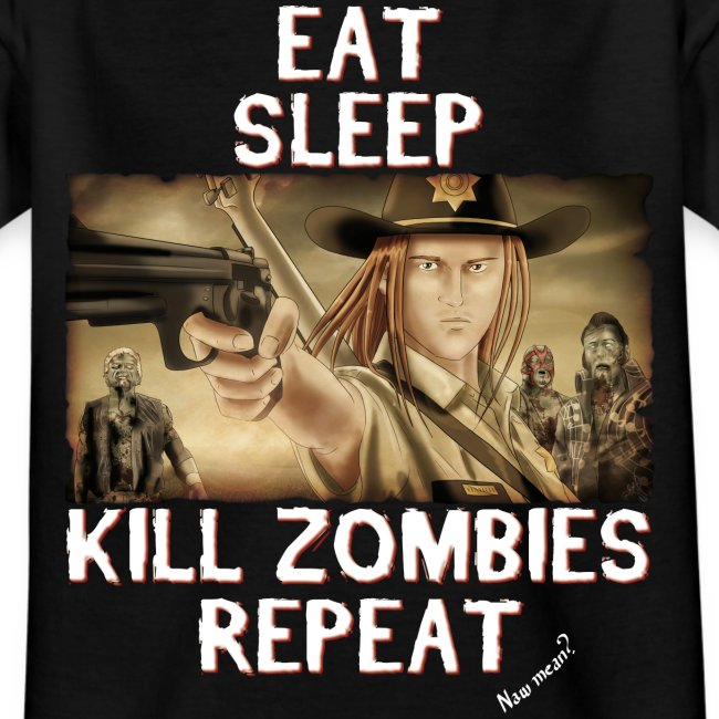 Eat Sleep Kill Zombies