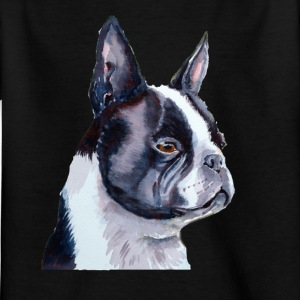 Boston terrier - T-shirt Enfant