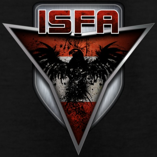 isfa logo abzeichen1 - Kinder T-Shirt