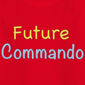 Future Commando - T-shirt Enfant