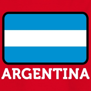National Flag of Argentina - T-shirt barn