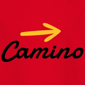 logo Camino - T-skjorte for barn