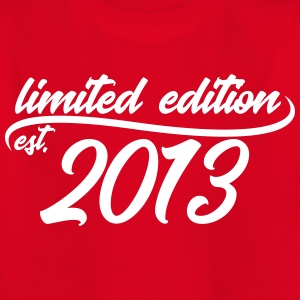 Limited Edition est 2013 - Kids' T-Shirt