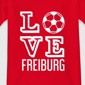 LOVE FREIBURG - Kids' T-Shirt