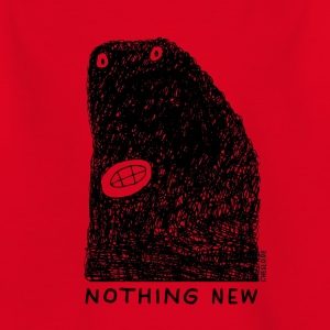 Nothing New - Kinder T-Shirt