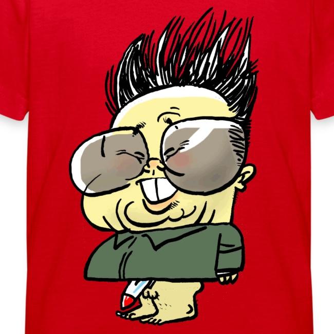 Nuclear Kim Jung Il