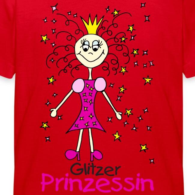 Glitzer Prinzessin