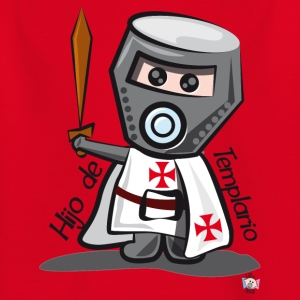Son Templar (Casco) - Kinderen T-shirt
