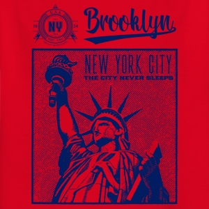 New York City · Brooklyn - Kids' T-Shirt