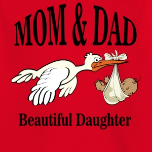 Beautiful Daughter - Kids' T-Shirt