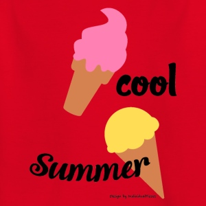 CoolSummer - Kids' T-Shirt