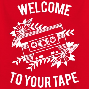 Welcome to your tape - Kinder T-Shirt