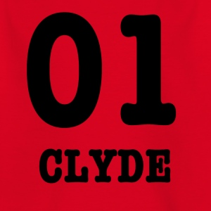 clyde - T-skjorte for barn