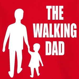 the walking dad - Kinder T-Shirt