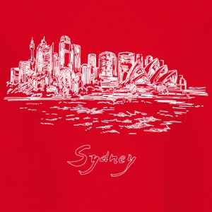 Sydney City - Australien - Kinder T-Shirt