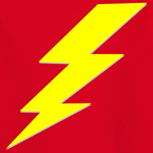 lightning - Kinder T-Shirt